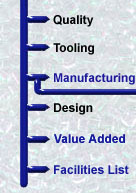 quality, tooling, manufacturing, design, value added, facilities list